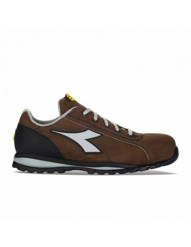 Scarpe antinfortunistiche Diadora Glove II S3 Marrone scuro