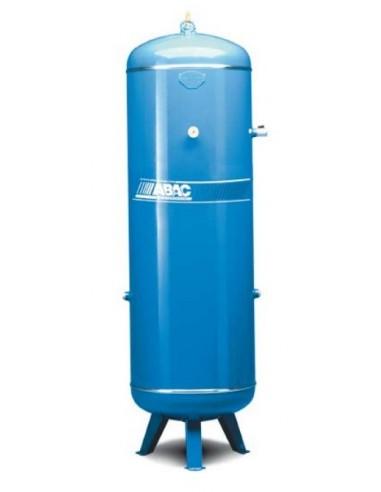 ABAC Serbatoio Aria Compressa Verticale Verniciato 900 Lit - 12 Bar