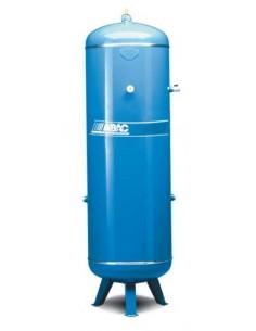 ABAC Serbatoio Aria Compressa Verticale Verniciato 1500 Lit - 12 Bar