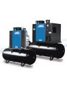 ABAC Compressore rotativo a vite MICRON 2.2 KW - 200 litri - 400V