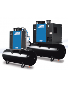 ABAC Compressore rotativo a vite MICRON 5.5 KW - 270 litri - 400V ST