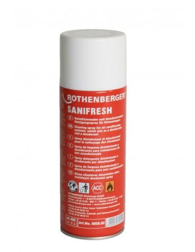 Sanifresh Sanificante 400 Rothenberger