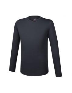 Mizuno T-Shirt Uomo Sport e Lavoro BT UNDER V NECK LS M A2GA9610