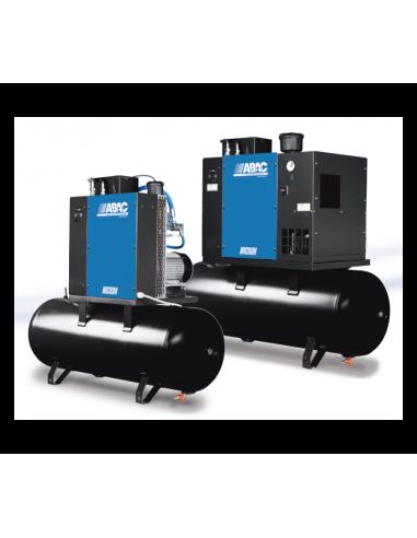 ABAC Compressore rotativo a vite MICRON 4 KW - 200 litri - 400V ST