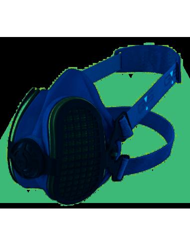 GVS SPR501 Elipse Semimaschera ( mascherina ) con filtri P3, riutilizzabili e sostituibili