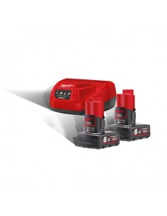 Milwaukee kit batteria M12...
