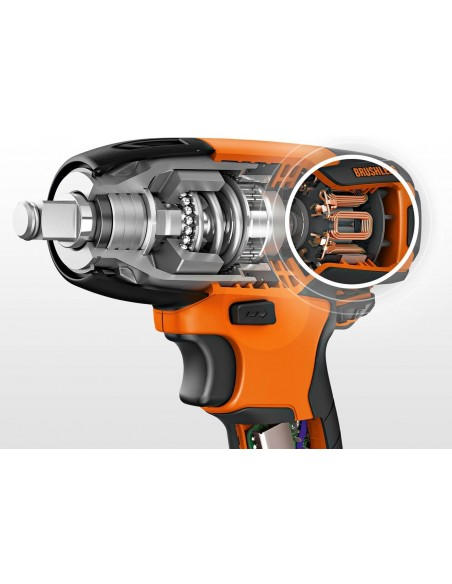 Chiave battente a batteria ASCD 18-300 W2