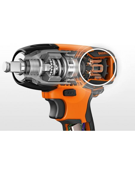Chiave battente a batteria ASCD 18-200 W4 Select