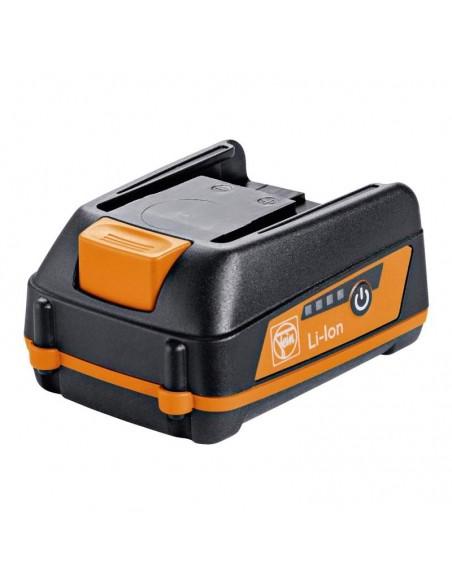 Avvitatore a impulsi con percussione a batteria ASCD 12-100 W4C 12V 2,5A Li-ion 2 batterie e valigetta