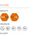 Scarpa antinfortunistica Base Production Soccer Top B0604