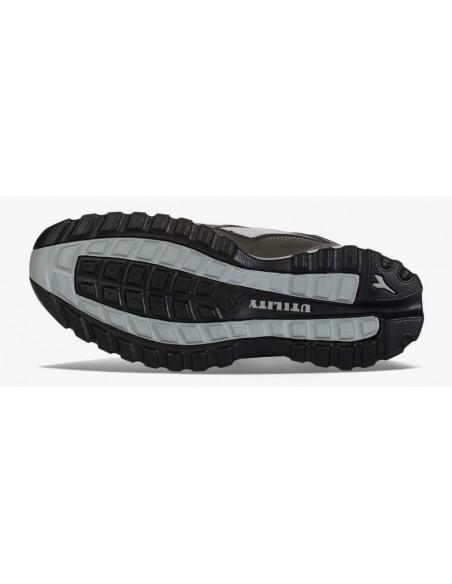 Scarpe antinfortunistiche Diadora Glove II S3 alte colore grigio ombra