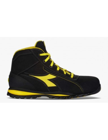 scarpe antinfortunistiche diadora glove ii s3 alte colore nero. Black Bedroom Furniture Sets. Home Design Ideas