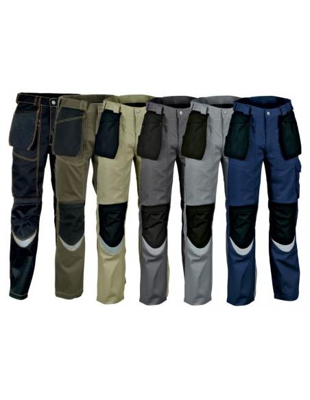 Pantalone da lavoro Cofra Carpenter Estivo