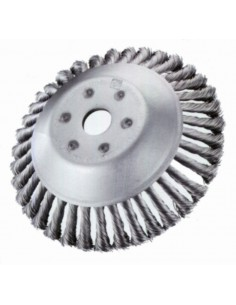 Spazzola in acciaio per decespugliatore SIT CZ200 0319
