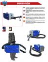 Aspiratore per fumi di saldatura FILCAR Mini 90 New