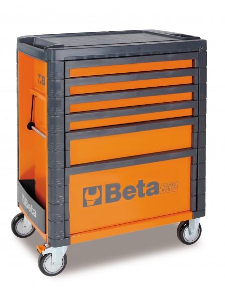 Beta carrello portautensili C33 7 cassetti
