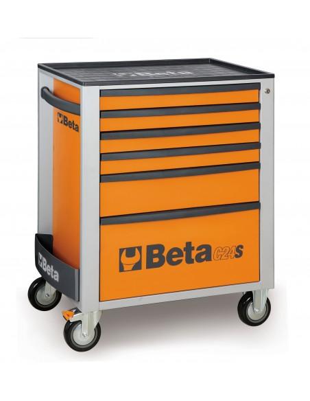Beta carrello portautensili C24S 7 cassetti