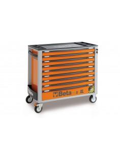 Beta Carrello portautensili antiribaltamento C24SA-XL 9 cassetti