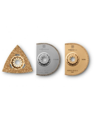 Set di accessori Best of Tileworking - Attacco SLP