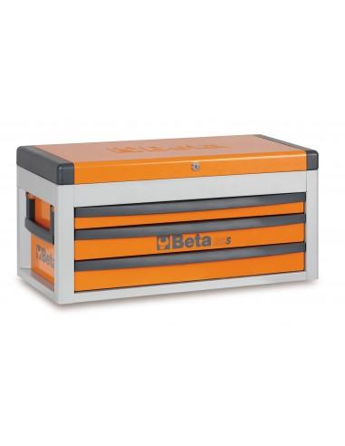Beta Cassettiera portatile 3 cassetti C22S