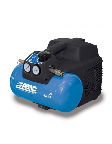 ABAC START O15 Compressore compatto 6 lt