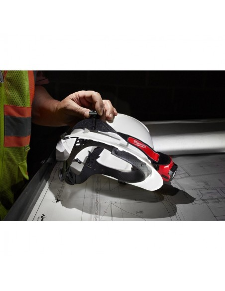 Torcia Frontale a Led L4 HL-201 Milwaukee Ricaricabile USB