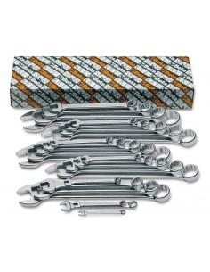 Serie di 26 chiavi combinate 42/S
