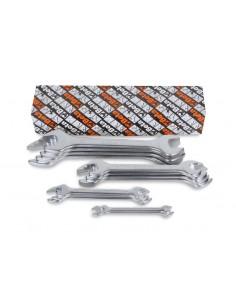 Serie di 13 chiavi a forchetta doppie 55/S