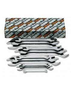 Serie di 13 chiavi a forchetta doppie 55MP/S