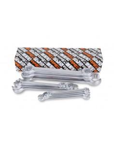 Serie di 10 chiavi per raccordi tubi (art. 94) 94/S