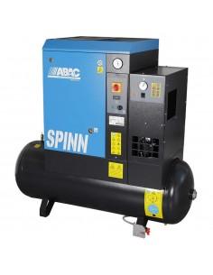 Compressore a vite ABAC con essiccatore SPINN.E 5.510