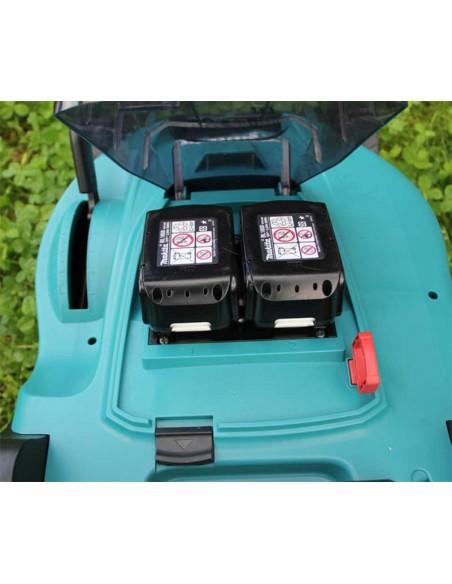 Makita DLM431PT2 Rasaerba a batterie 36V