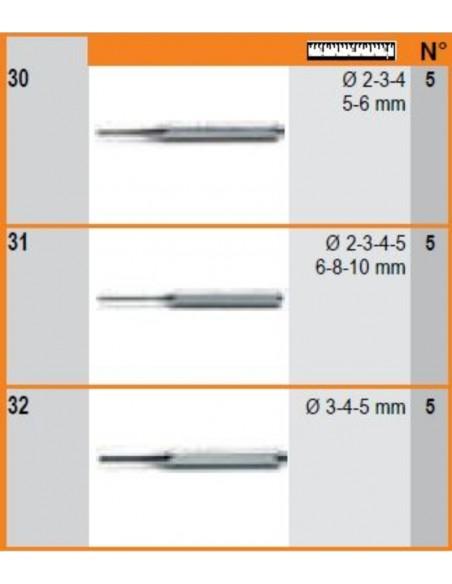 Espositore da parete (art. 38/DS1) vuoto 38/DS1