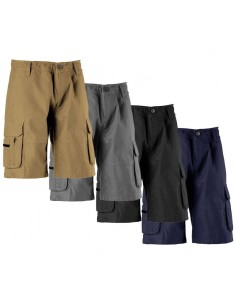 Pantaloncini da lavoro estivi WONDER II 100 % cotone Diadora Utility
