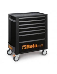 Cassettiera mobile con 7 cassetti Beta C24S/7-N edizione limitata