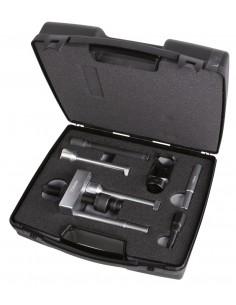 Assortimento utensili per estrazione iniettori su motori Mercedes 2.1L, 2.2L, 3.0 V6 e Chrysler 1462/KMRC