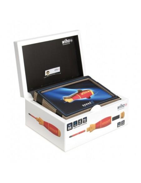 Set Giravite 2 speedE® Wiha box