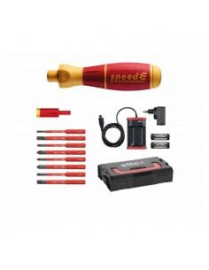 VDE Cacciavite elettrico Wiha Electric speedE® Set 2