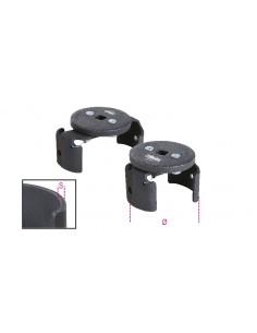 Chiavi autoserranti per filtri olio sinistrorse 1493X