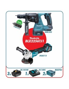 Kit Makita DLX2256TJ1 Set elettroutensili 18V
