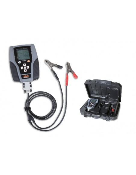 Tester digitale per batteria 12V e analizzatore sistema di avviamento e ricarica 12-24V 1498TB/12-24
