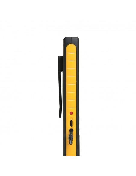 Torcia portatile 100L a Led con batteria ricaricabile USB CAT CT1205