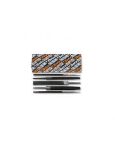 Serie di 5 lime a taglio mezzodolce (art. 1718A8) 1718A...S5