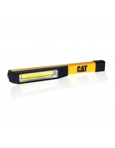 Torcia portatile a batteria in ABS 175 lumen luce Led CAT CT1000