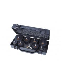 Kit 4 coppie tappi verifica circuito turbo utilizzabile con pistole gonfiagomme 1759TT