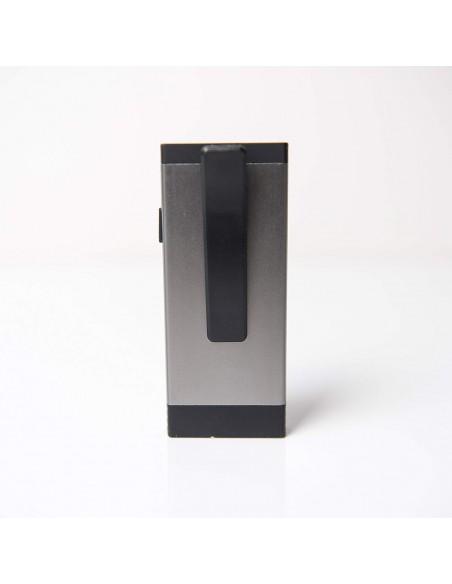 Torcia LED riflettore tascabile a batteria con clip per cintura 250 lm CAT CT5110
