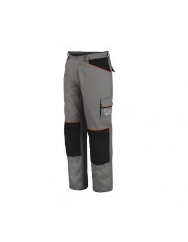Pantaloni da lavoro Industrial Starter Shot 8930 colore grigio