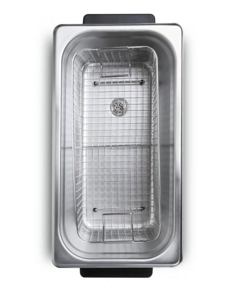 Vasca di lavaggio ad ultrasuoni da 6 litri 1895 6