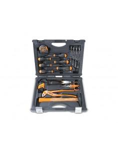 Valigia Home Bag con assortimento di 24 utensili 2055HB