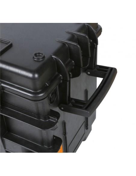 Trolley portautensili in polipropilene con 4 cassetti C14